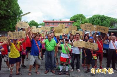 豐年祭抓酒駕追到家門口 瑞穗拉加善部落抗議「不尊重傳統文化」