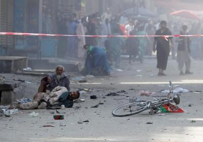 阿富汗獨立100年 慶祝活動10爆炸至少34傷