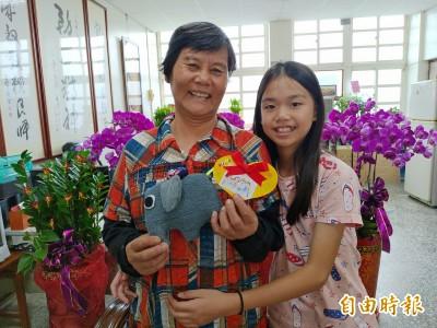 新住民二代陳美芳獲總統教育獎 祖父母節前夕最感謝她