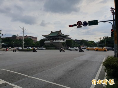 當心車禍熱點! 北市景福門周邊7個月發生逾百件交通事故