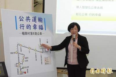 糗大了!王惠美主政見南彰捷運可行性評估2度流標