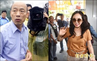 「國家機器」監控韓國瑜?陳柏惟:可能是李佳芬想「抓姦」