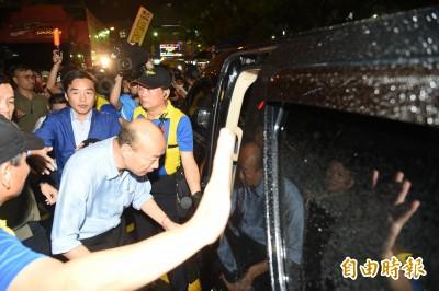 韓爆車被裝追蹤器 王瑞德分析酸:水災時為何找不到人...