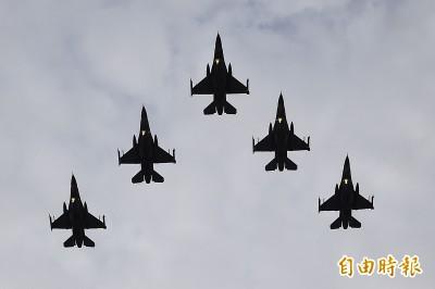 美售我新F-16  學者:應增加飛行員、調整赴美訓練