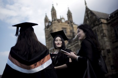 智庫:澳洲大學過度依賴中國留學生 恐拖累納稅人