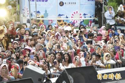 外媒:台灣歡迎穆斯林移民 中國應該學習