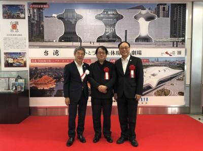 力拼日本來台觀光市場  台灣3國際表演中心在羽田亮相