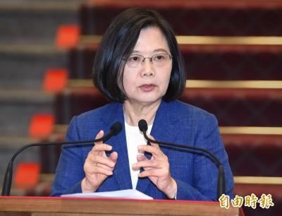 藍委稱府有「癮君子」涉私菸案 總統府駁斥將提告