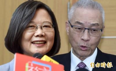 吳敦義轟為選舉利用香港 小英5年前貼文狠打臉