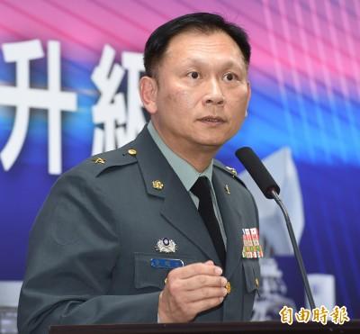 「台電匪諜案」遭監院糾正 國防部表示尊重