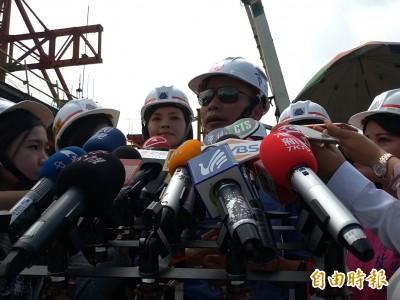不來台中了!白鹿颱風攪局 韓國瑜2度取消台中行