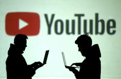 推特、臉書封鎖20萬中國網軍後 YouTube刪除210個頻道