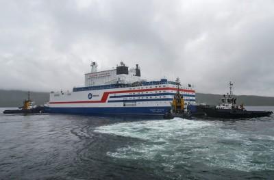 俄全球首座「漂浮核電廠」啟航 環團批:冰上車諾比