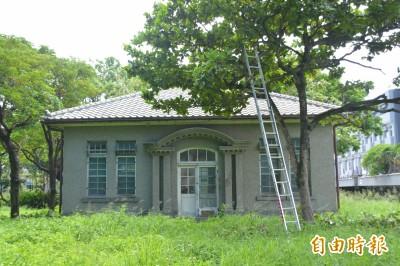 林務局菁華林苑修復活化 老舊圍牆先拆防倒塌