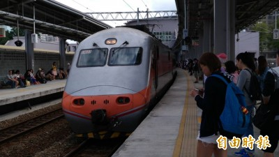 白鹿來襲 台鐵彰化以南對號列車午後停駛、花東、南迴線全天停駛