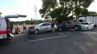 酒駕撞死3人 檢方聲押朱姓貨車司機