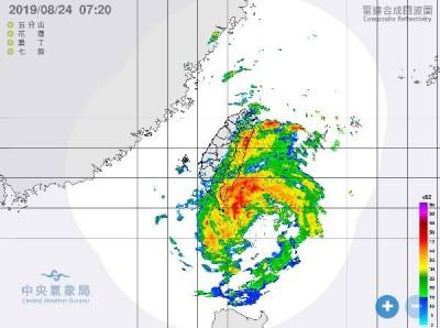 白鹿颱風北台灣無感?鄭明典:稍後還是會有陣風