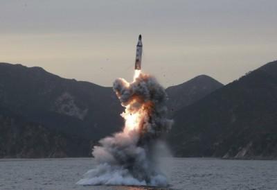 北韓射彈飛行高度大增 南韓軍方:疑為從未亮相新武器
