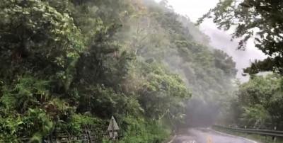 宜蘭山區豪雨 福山植物園今緊急休園