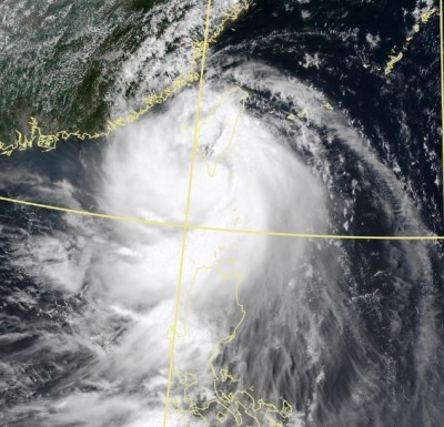 結束連2年無颱風登陸紀錄 白鹿午後動態報你知