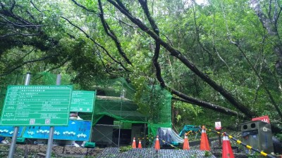 災情比預期嚴重 奧萬大森林遊樂區暫休園2天搶修