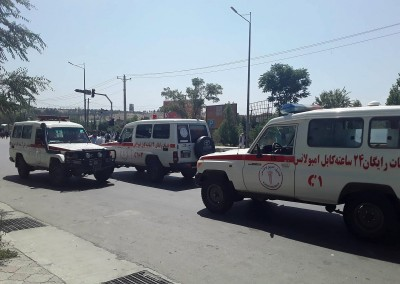 伊朗「叫救護車當小黃」正夯! 有錢人濫用引發民眾反彈