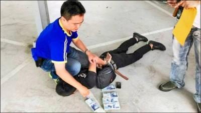 妄想到台灣「發大財」 中國車手分文未得就被抓