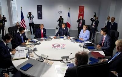 G7閉幕挺香港自治 外交部再籲北京及香港當局回應民意