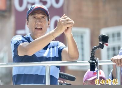 藍營青年出走挺郭 國民黨恐面臨分裂危機