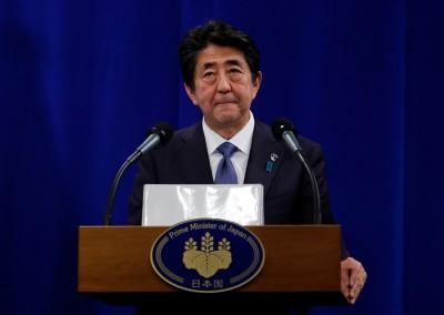 日本首相安倍晉三宣布 9月進行大規模內閣改組