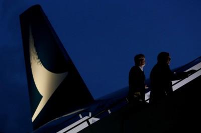 國泰航空:2架飛機部分氧氣瓶被排氣  已展開調查