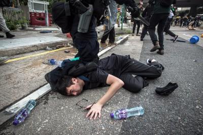 香港是全中國縮影! 陳芳明:解放軍槍口仍對著百姓