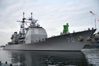 又拒絕!美軍驅逐艦欲停靠青島 中國政府不給進