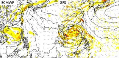 楊柳颱風路過帶來3天雨 13號颱玲玲下週可能生成