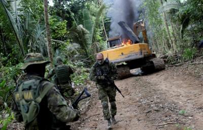 巴西總統大裁環保預算 濫墾取締不彰