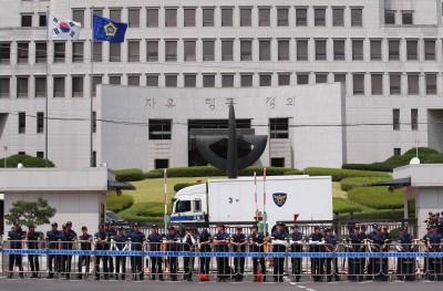 南韓前總統朴槿惠「閨密門」案 今下午最終判決