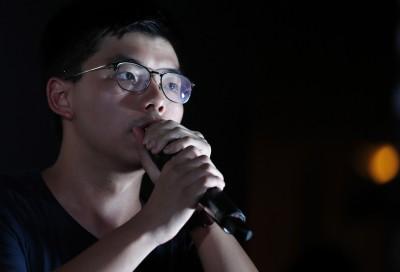 黃之鋒今早突被港警逮捕 原預計9月初訪台