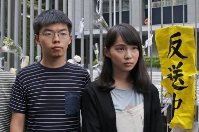黃之鋒等人被捕 國民黨這回應遭質疑「站在民意對立面」