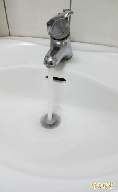 快儲水!高市6區9︰00起停水 影響1.7萬多戶用水