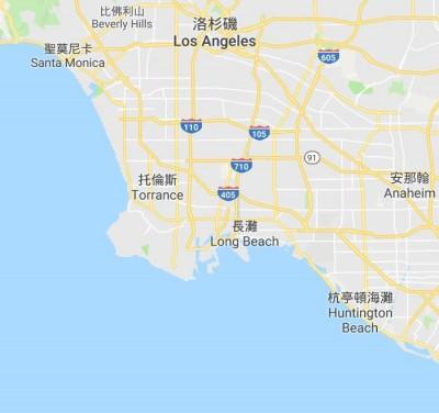 美南加州發現沉睡200萬年海底斷層 專家:甦醒恐引發強震