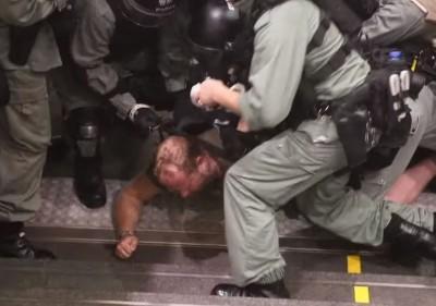 反送中》遭警暴力壓制 外籍人士怒:誰還會信一國兩制
