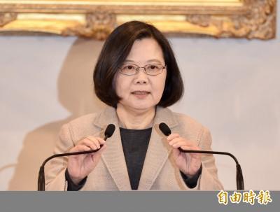 蔡總統聽取香港情勢國安簡報 指示提供在台港人必要協助