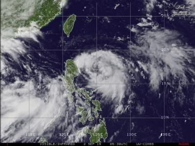 逼近台灣時漸增強!玲玲颱風北進模擬路徑圖曝光