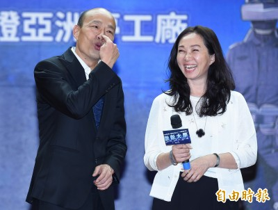 又來?李佳芬心疼老「黑韓」 徐世榮:目的是要栽贓對手!