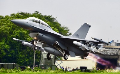 中國不爽美售台F-16V!索羅門恐斷交 范世平:隨他去