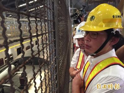 黃國昌再爆普悠瑪重大缺陷 列車連結器有斷裂風險