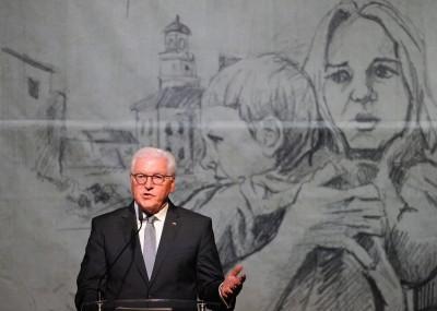 二戰爆發80週年 德國總統請求波蘭原諒「納粹暴行」