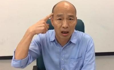 國民黨談「換瑜」? 韓國瑜:若真的,黨中央腦袋壞掉