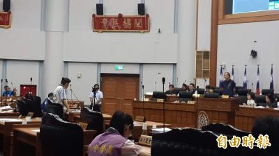 審查焚化廠啟爐預算 台東縣議會炮聲隆隆