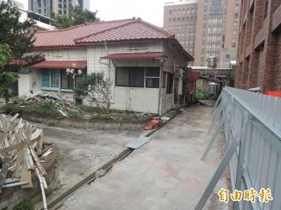 新竹市定古蹟警長高等官舍 獲3200萬元修復活化